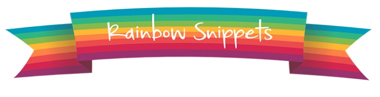 rainbow-snippets