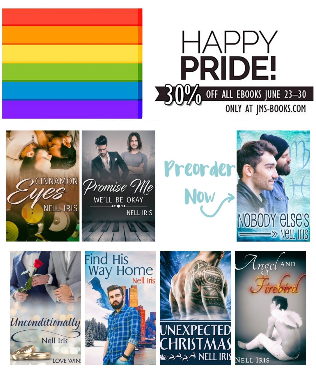 pride week sale 2018