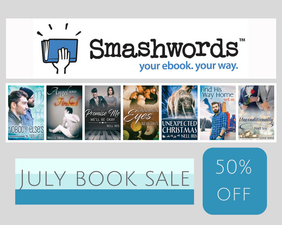 smashwords july 2018