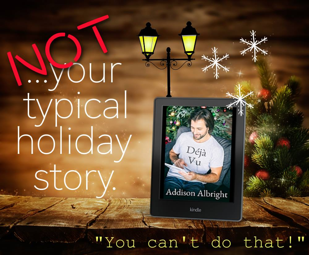 not your typical holiday story
