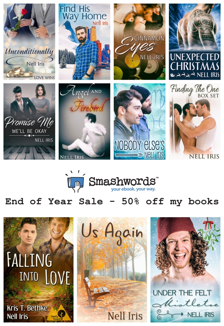 smashwords year end sale 2018