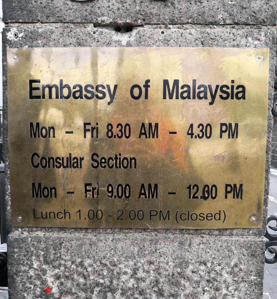 ambassaden