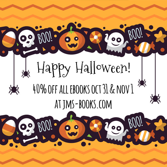 halloween sale jms official graphic