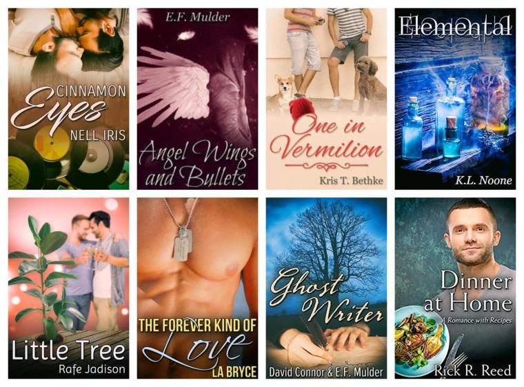 8 free books