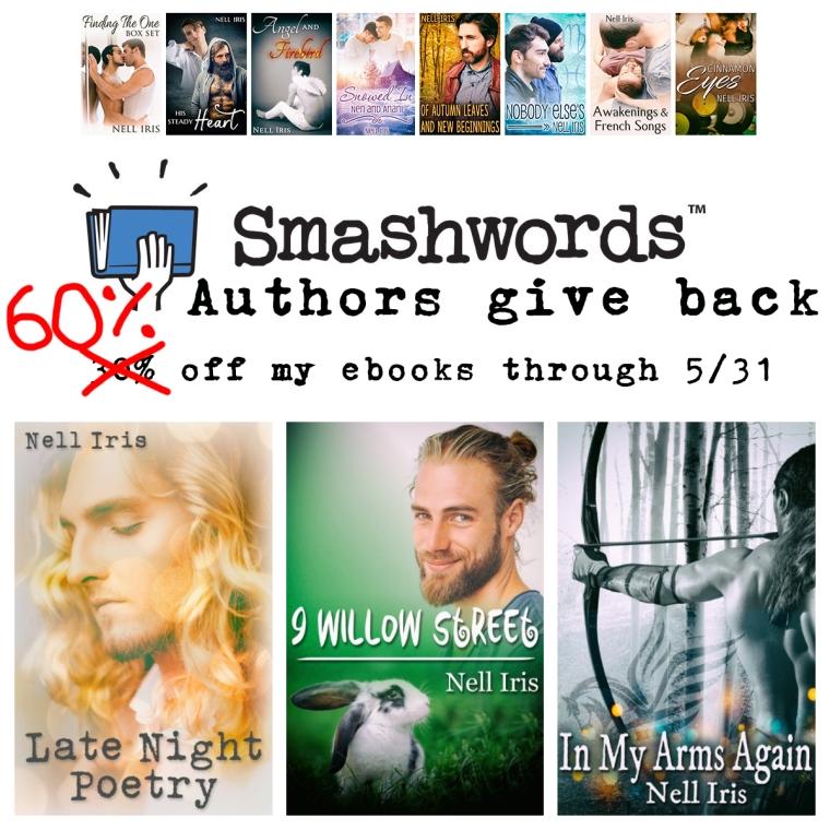 authors give back smashwords 2020 60 percent off